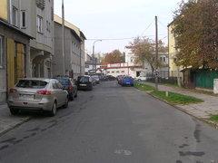 Ulica Zaliwskiego wWarszawie