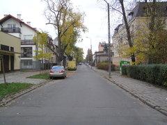 Ulica Stanisława Żółkiewskiego wWarszawie