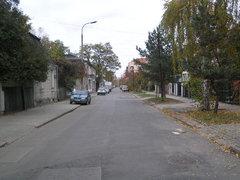 Ulica Hetmańska wWarszawie
