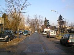 Ulica Tarnowiecka wWarszawie