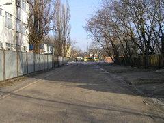 Ulica Mglista wWarszawie