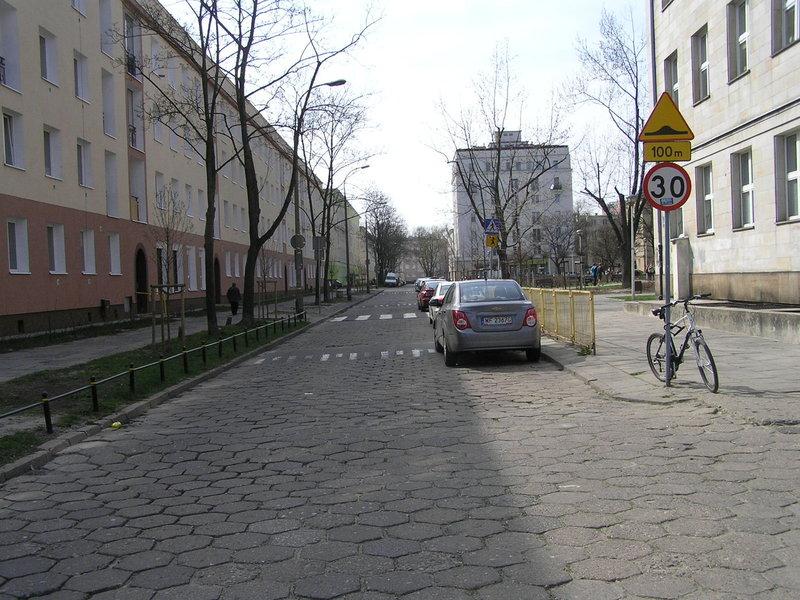 Ulica Michała Paca wWarszawie