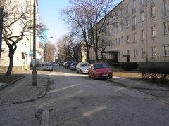 Ulica Tadusza Sygietyńskiego