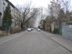 Ulica Korytnicka wWarszawie