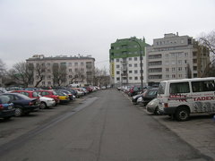 Ulica Dobrzyniecka wWarszawie