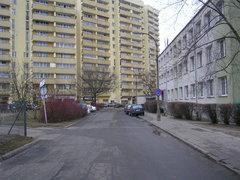 Ulica Ostrołęcka wWarszawie