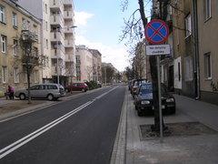 Ulica Kobielska wWarszawie
