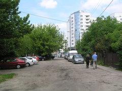 Ulica Kruszewskiego wWarszawie