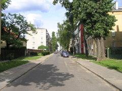 Ulica Dobrowoja wWarszawie
