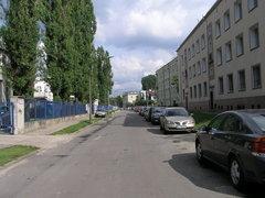 Ulica Boremlowska wWarszawie