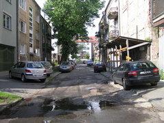 Ulica Pułtuska wWarszawie