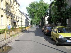 Ulica Kordeckiego wWarszawie