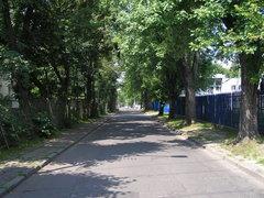 Ulica Znicza wWarszawie