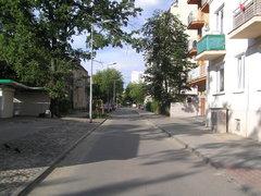 Ulica Czapelska wWarszawie
