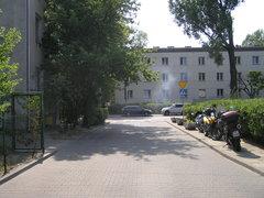 Ulica Chroszczewska wWarszawie