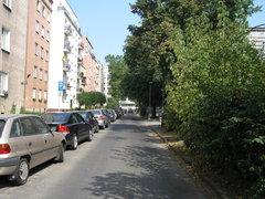 Ulica Kiresjerów wWarszawie
