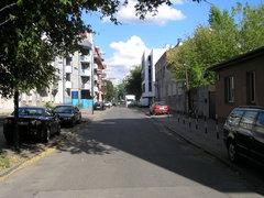 Ulica Prochowa wWarszawie