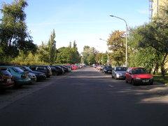 Ulica Garwolińska wWarszawie