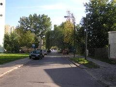 Ulica Mlądzka wWarszawie