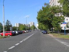 Ulica Kinowa wWarszawie