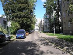 Ulica Daszowska wWarszawie