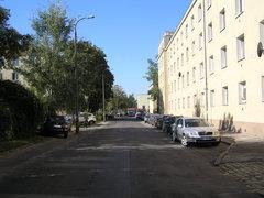 Ulica Turbinowa wWarszawie
