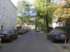 Ulica Wąwolnicka wWarszawie