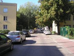 Ulica Suchodolska wWarszawie