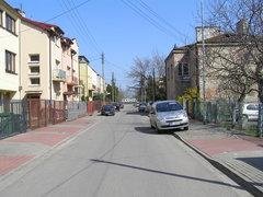 Ulica Rusznikarska wWarszawie