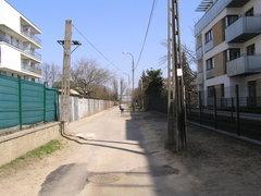 Ulica Barwnicza wWarszawie