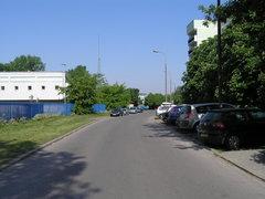 Ulica Bełżecka wWarszawie