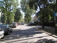 Ulica Międzyborska na Pradze Południe