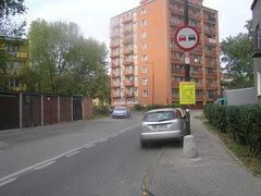 Ulica Rozłucka wWarszawie