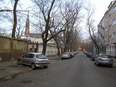 Ulica Jasińskiego