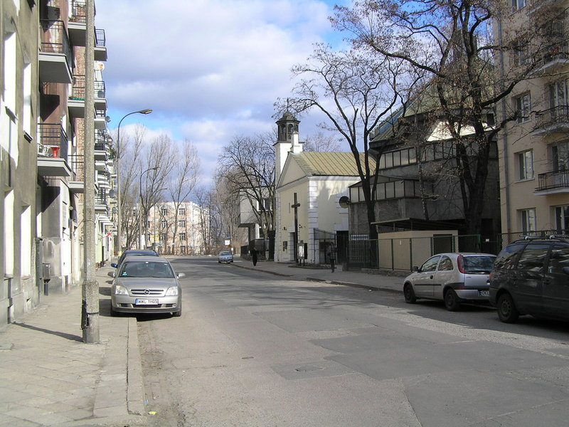 Ulica Skaryszewska
