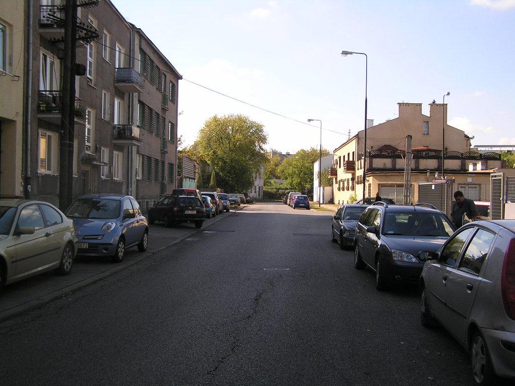 Ulica Groszowicka wWarszawie