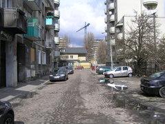 Ulica Wawerska wWarszawie