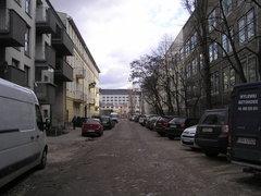 Ulica Kałuszyńska wWarszawie
