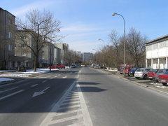 Ulica Stanisławowska wWarszawie
