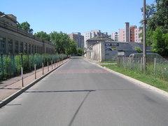 Ulica Berka Joselewicza wWarszawie