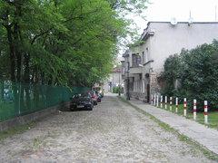 Ulica Rybna wWarszawie