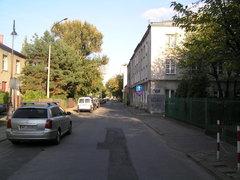Ulica Kamionkowska wWarszawie