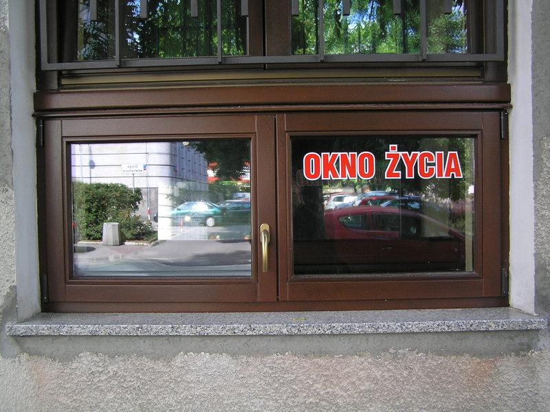 Okno Życia - I. Kłopotowskiego 18