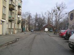 Ulica Antoniego Mackiewicza wWarszawie