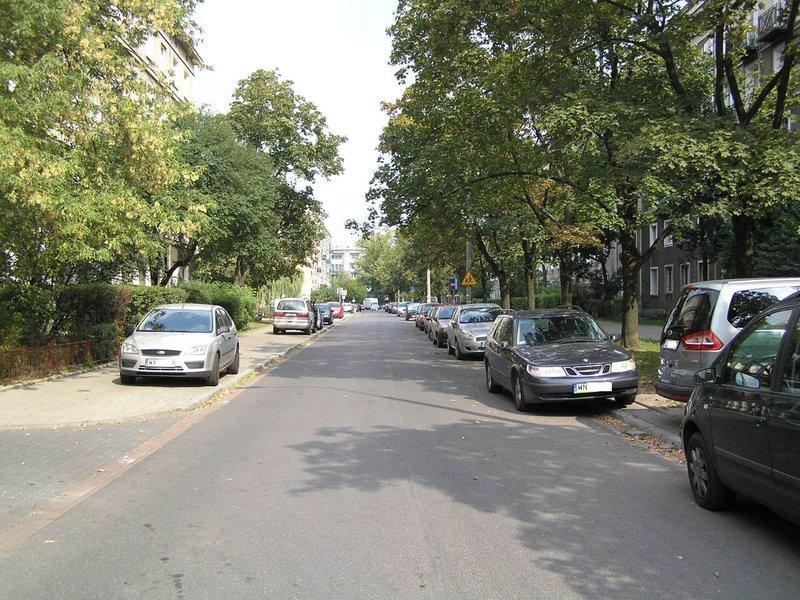 Ulica B. Brechta wWarszawie