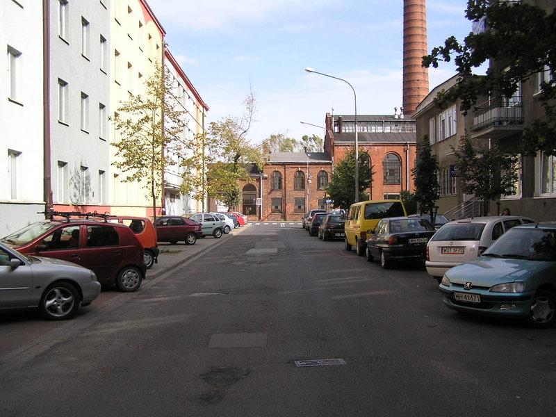 Ulica Bródnowska wWarszawie