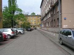 Ulica Harnasie wWarszawie