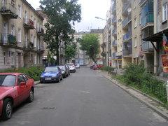 Ulica Zaokopowa wWarszawie