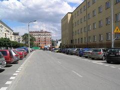 Ulica Cyryla iMetodego wWarszawie