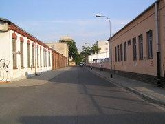 Ulica Tadeusza Borowskiego wWarszawie
